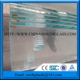 3mm-19mm lisos/dobrou Safety  Temperedglass  com o certificado 3c/Ce/ISO