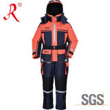 겨울 바다 낚시 부상능력 재킷 (QF-932)