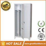 Kd einfaches zusammengebautes Stahltür-Garderoben-Gymnastik-Schließfach des speicher-Metall2