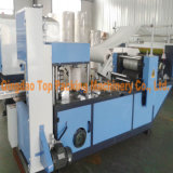 Machine à fabriquer pliable en tissu de serviette de 400 mm