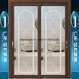 Una buena calidad y precio competitivo, las puertas de aluminio