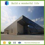 Prefab здание пакгауза стальной структуры модульное