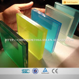 Edge Polished 6.38mm, 8.38mm, 12.38mm Laminated Glass