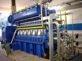 Le mazout lourd Powe Plant 1.6MW (2x800KW) mazout lourd/Diesel Station d'alimentation de carburant double