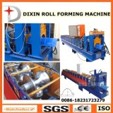 機械を形作るDxの金属の指の関節ロール