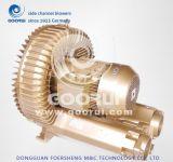 Ventilator van de Lucht van de Ring van het Kanaal van de Installaties van de Reiniging van de Behandeling van het water/van het Water de Zij