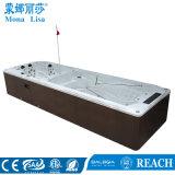 6.8 Vasca calda della STAZIONE TERMALE esterna acrilica multifunzionale di nuotata del tester (M-3373)
