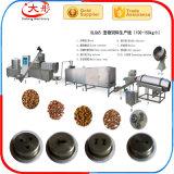 Linea di trasformazione macchina dell'alimento per animali domestici dell'espulsore di trasformazione dei prodotti alimentari del gatto