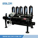 """Irrigation rinçante à partir de l'orifice de vidange automatique de filtre à disques de la vente directe 3 d'usine """""""