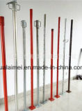 Armatura d'acciaio galvanizzata registrabile per costruzione