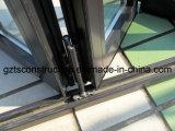 По конкурентоспособной цене индивидуальные окна Складной алюминиевый корпус из алюминия и стекла