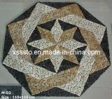 Alto reticolo di mosaico artistico per la decorazione della parete