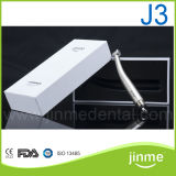 Matériel dentaire à grande vitesse Handpiece (J3) de rétraction nulle