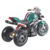 La materia plastica del nuovo modello scherza il motociclo elettrico