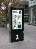 Größen von 49 '' zu 98 '' 3500nit geben stehenden LCD-Kiosk frei