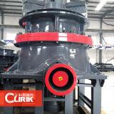 大きい容量のばねの円錐形の粉砕機