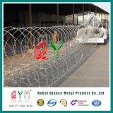 Muro de seguridad militar/Ejército de Defensa de la barrera de la pared navajas
