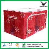 24L 옥스포드 직물 방수 Foldable 발판 저장 상자