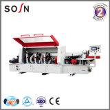 Machine automatique +86-15166679830 de bordure foncée de PVC de machines de travail du bois