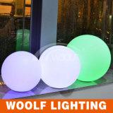 組み込みの太陽照明の屋外LEDの軽い球の球根