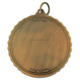 Medailles van de Toekenning van Cheerleading de Enige en Bulk