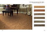 Heet verkoop Verglaasd Hout beëindigen de Tegel van de Vloer van het Porselein (P5801)