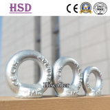 Steel304/316 inoxidable que levanta el tornillo de ojo DIN580 con el certificado