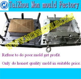718h Steel Mechanical Sliders Injection Plastic Mould per Crate
