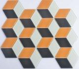 Preiswerte Glasfliese des mosaik-3D für Badezimmer