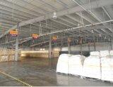 Tettoie prefabbricate dell'acciaio del magazzino dell'edilizia del metallo