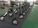 Два колеса складные легкие мини-электрический скутер для взрослых
