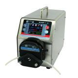 8 canaux Lab pompe de dosage péristaltique 0.0002-82ml/min