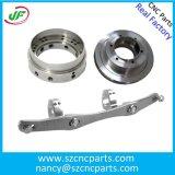ステンレス鋼の鋳造の部品を機械で造る精密CNC