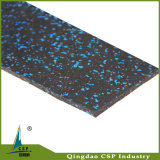 Настил Crossfit высокого качества резиновый с цветастое Speckled