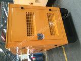 генератор 125kVA Yuchai молчком тепловозный для строительного проекта с аттестациями Ce/Soncap/CIQ/ISO