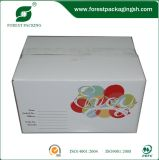 Carton de papier carton coloré pour l'envoi