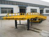 Schweres Kapazitäts-justierbares hydraulisches Yard-preiswerte Rampen für LKW-Laden