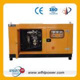 Biogasの発電機