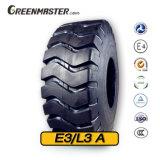 del neumático E3/L3 14/90-16 del neumático OTR del camino 16/70-16 18/90-16 20.5/70-16