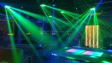 Farbenreiches Augen-Licht des LED-Armkreuz-LED bewegliches Hauptdes träger-8