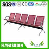 Stahl 5 Seaters Flughafen-Wartestuhl für Verkauf (OC-49B)
