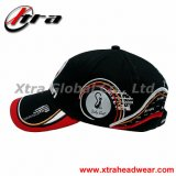 Emblemas Patch Racing Cap 100% algodão Chapéus