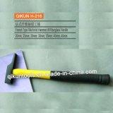 Le marteau du machiniste de traitement de la fibre de verre H-212
