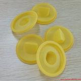 Válvula de verificação Duckbill manual da borracha de silicone do elastómetro do Resuscitator