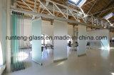 Лист/плоское замороженное/Frosting/кисловочное травленое стекло для двери перегородки