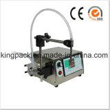 Heißer Verkaufs-manuelle/flüssige Quetschkissen-Selbstfüllmaschine für Großverkauf