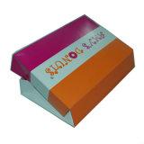 Marfil reciclable cartón envases de papel utilizar cajas de regalo personalizado con Logo