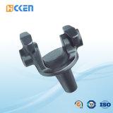 Kundenspezifischer Edelstahl schmiedete CNC-maschinell bearbeitenteil-Flanschverbindung-Flanschverbindung