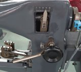 Máquina que golpea ligeramente de la esquina del rectángulo de Gigid
