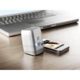Altofalante portátil de Bluetooth 3.0 do ABS com luz da indicação do diodo emissor de luz com logotipo personalizado